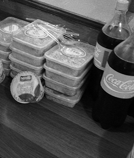 lanetwelve lunch