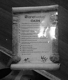 lanetwelve Oath